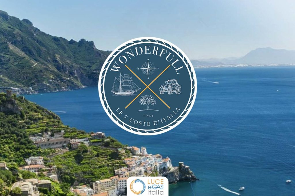 WonderFull - Le 7 coste d'Italia