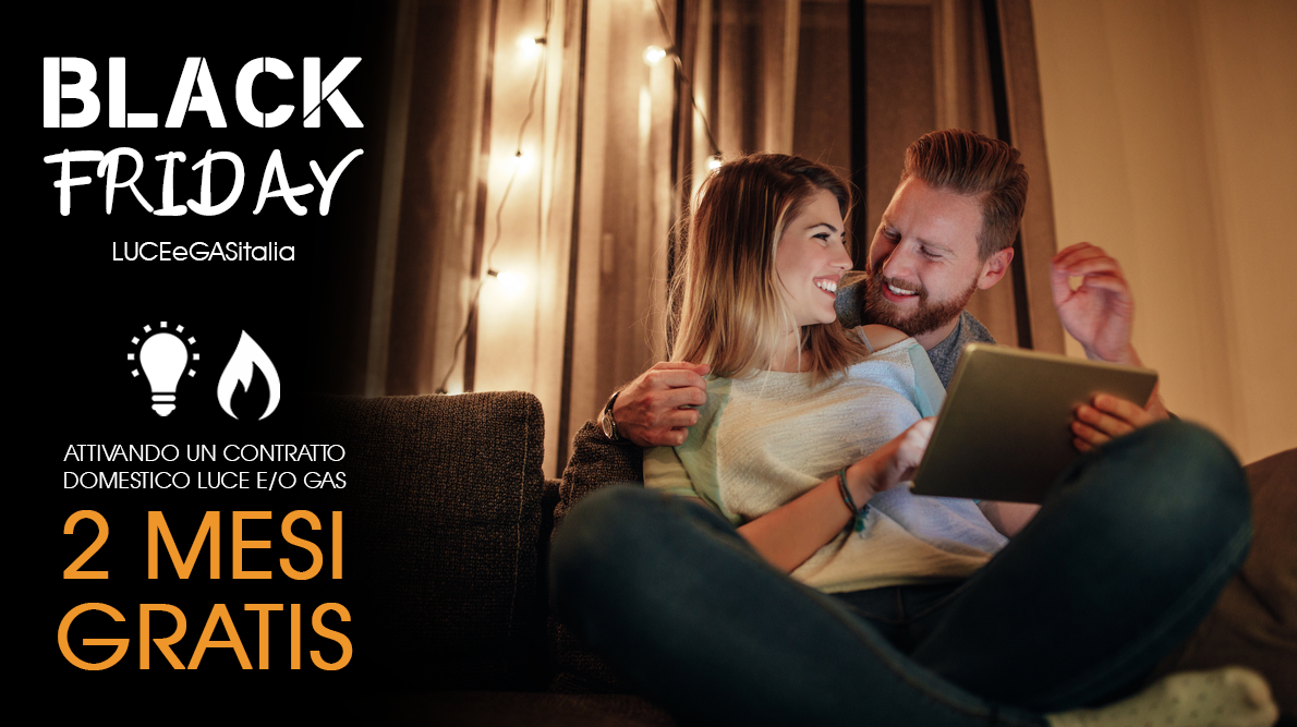 Black friday 2018 luce e gas italia - Cucine a gas black friday ...