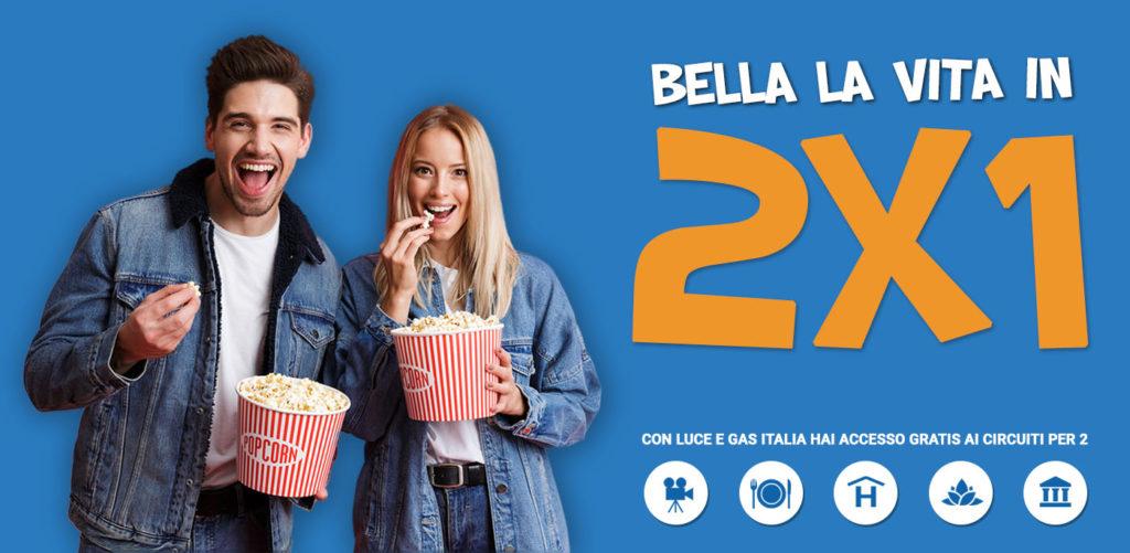 Luce e Gas Italia - 2x1